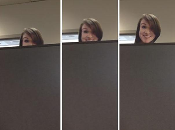 9 fotos que provam que é possível se divertir no trabalho