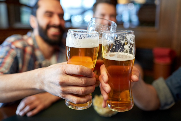 Você sabia? Não existe limite seguro para o consumo de álcool!