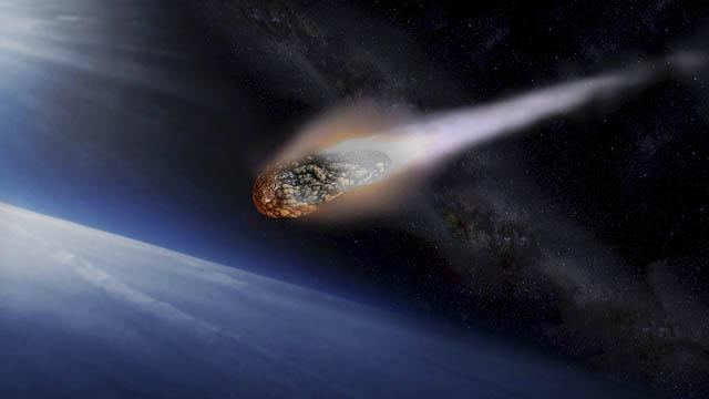 Asteroide vai passar bem pertinho da terra ainda esse mês