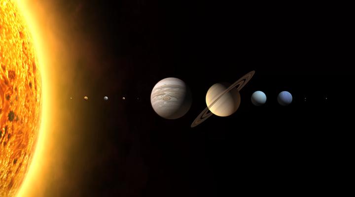 Conheça as estrelas que são muito maiores que o Sol