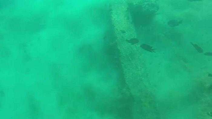 Veja a atividade de um terremoto embaixo d'água