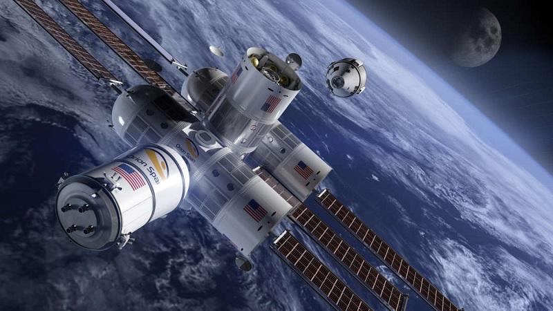 Que tal alugar um quarto de hotel no espaço?