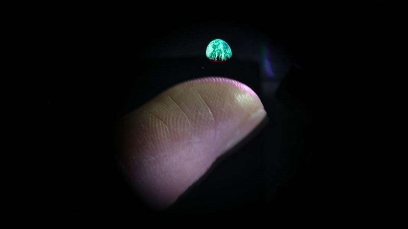 Nova tecnologia de imagens 3D é melhor do que hologramas