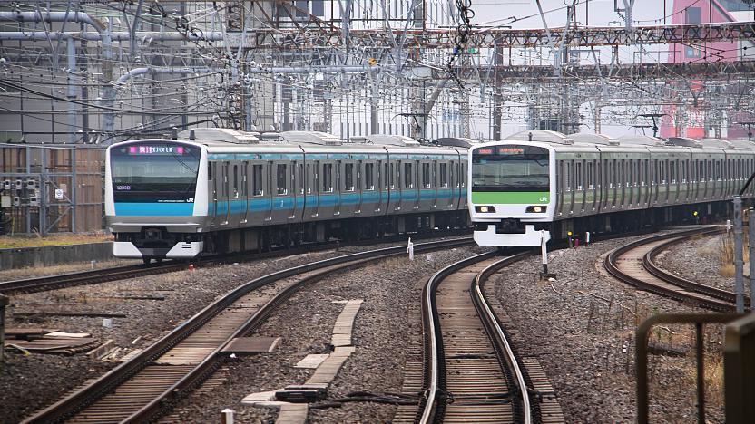 Trens no Japão vão começar a