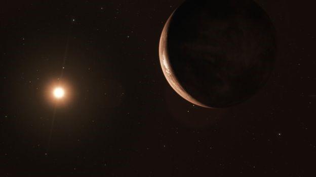 Descoberto novo planeta parecido com a Terra