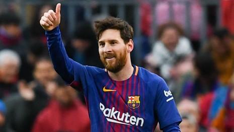 Russo divorcia de mulher por causa do Lionel Messi
