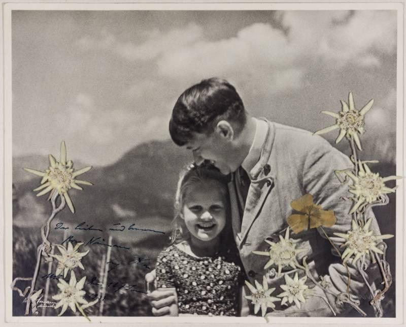 Foto de Hitler e garota judia é leiloada por mais de U$10.000