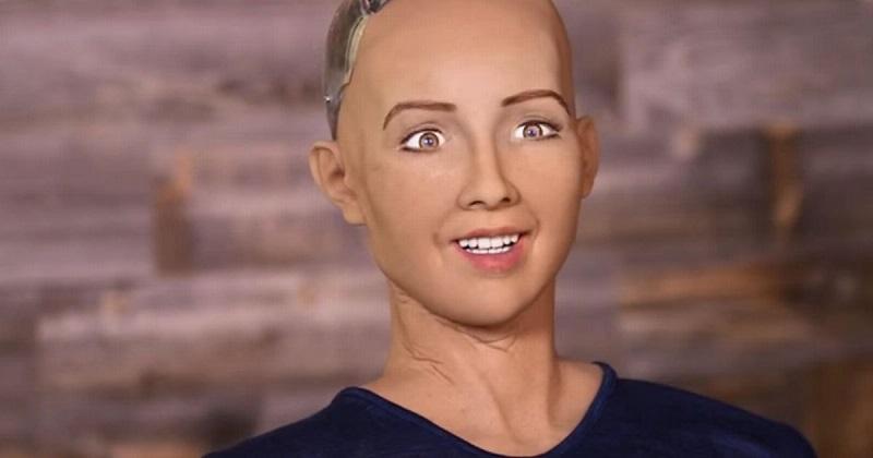 Arábia Saudita é o primeiro pais a conceder cidadania a um robô