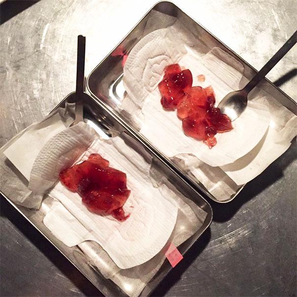 Como NÂO servir pratos em restaurantes