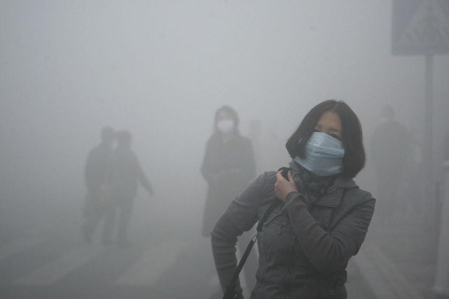 10 fotos que mostram a preocupante situação da China