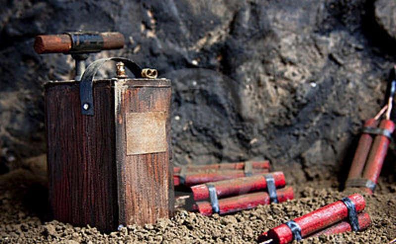 Você sabia que a dinamite foi inventada por acidente?